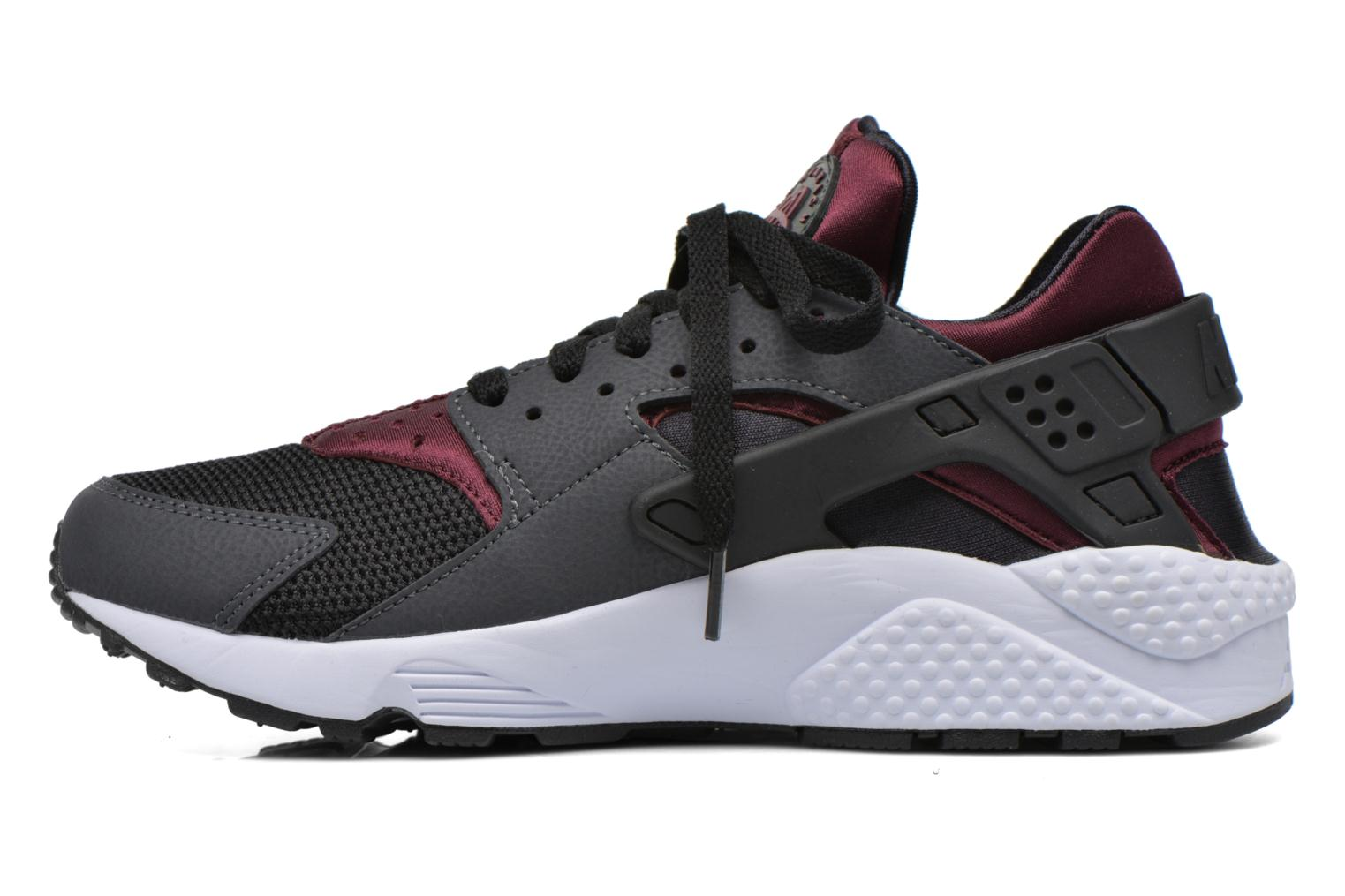 Baskets Nike Nike Air Huarache Noir vue face