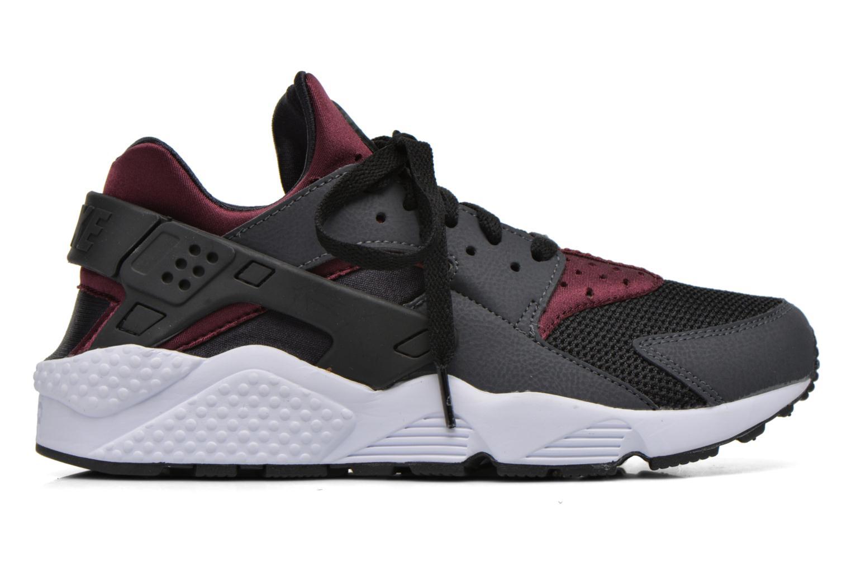 Sneaker Nike Nike Air Huarache schwarz ansicht von hinten