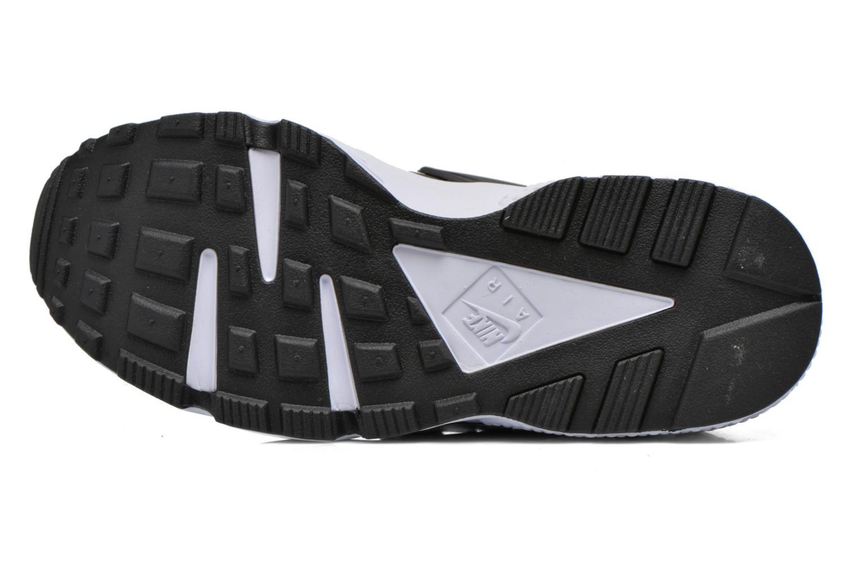 Sneaker Nike Nike Air Huarache schwarz ansicht von oben