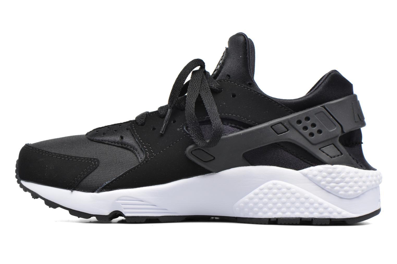 Sneaker Nike Nike Air Huarache schwarz ansicht von vorne