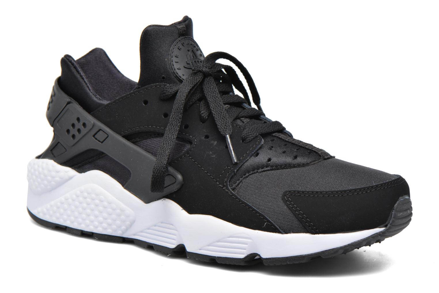 Nike Air Huarache Black/Black-Black-White