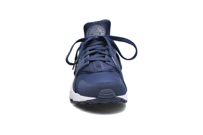 Deportivas Nike Nike Air Huarache Azul vista del modelo