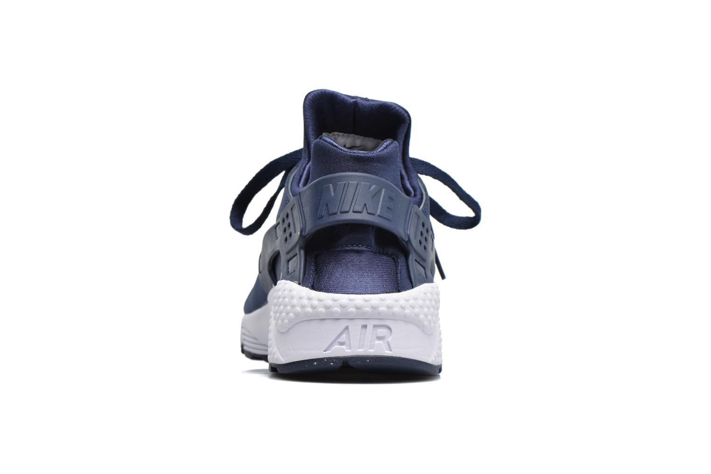 Baskets Nike Nike Air Huarache Bleu vue droite