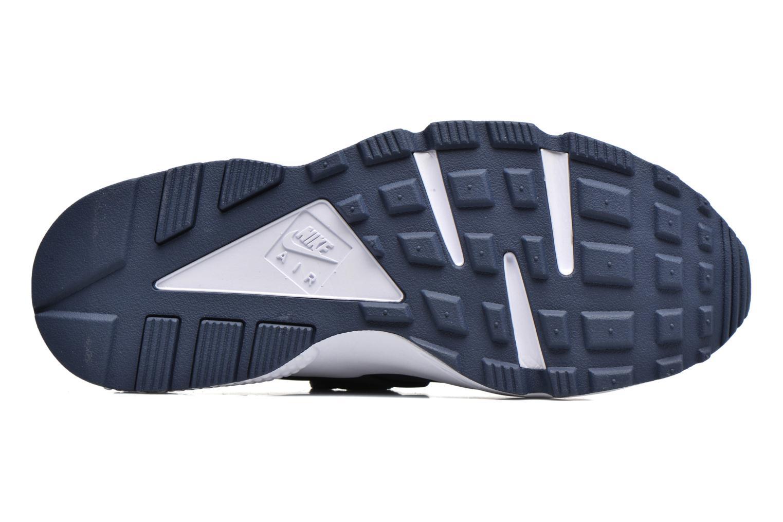 Baskets Nike Nike Air Huarache Bleu vue haut