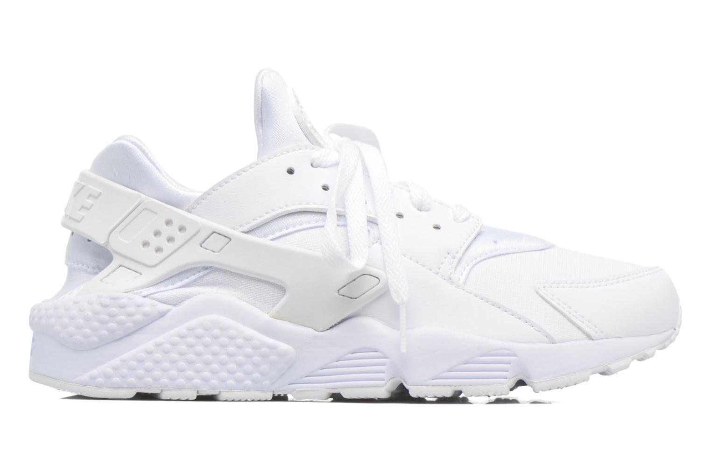 Sneaker Nike Nike Air Huarache weiß ansicht von hinten