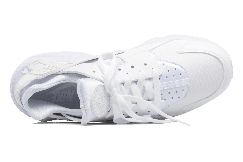 Baskets Nike Nike Air Huarache Blanc vue gauche