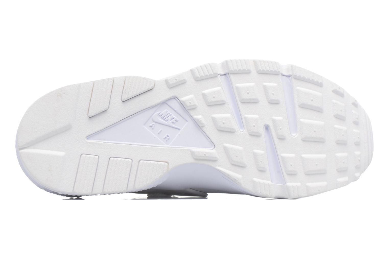 Baskets Nike Nike Air Huarache Blanc vue haut
