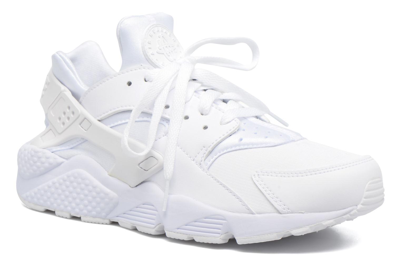 Sneaker Nike Nike Air Huarache weiß detaillierte ansicht/modell