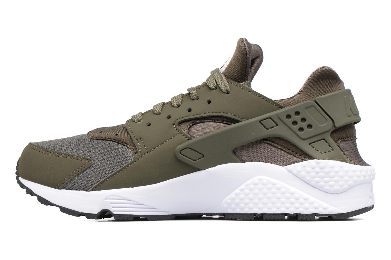 Sneakers Nike Nike Air Huarache Grön bild från framsidan