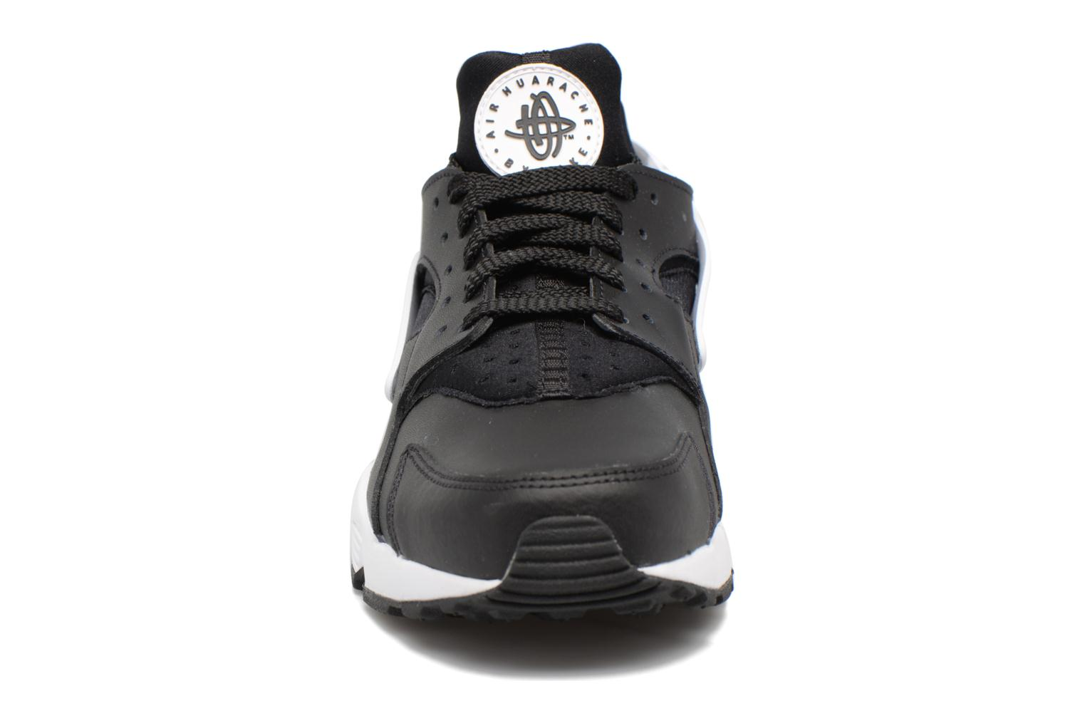 Nike Air Huarache Black/white
