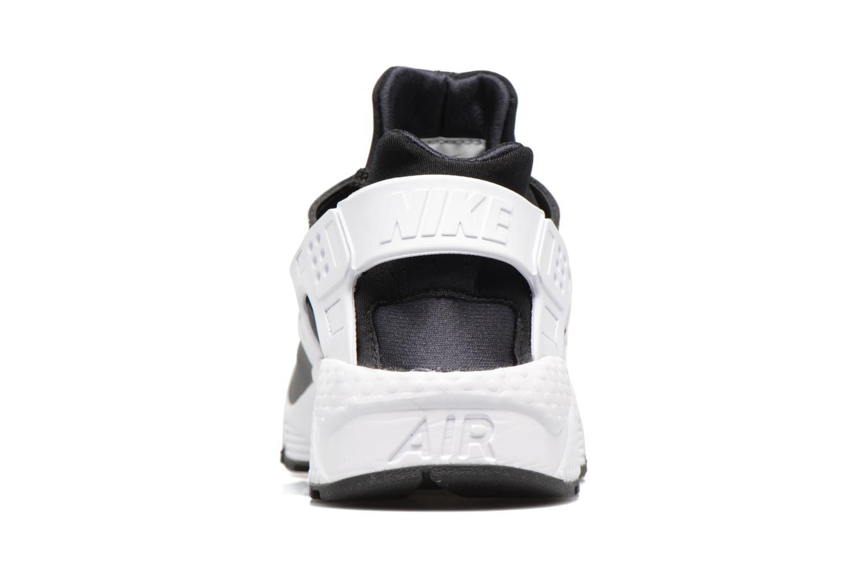 Sneakers Nike Nike Air Huarache Zwart rechts