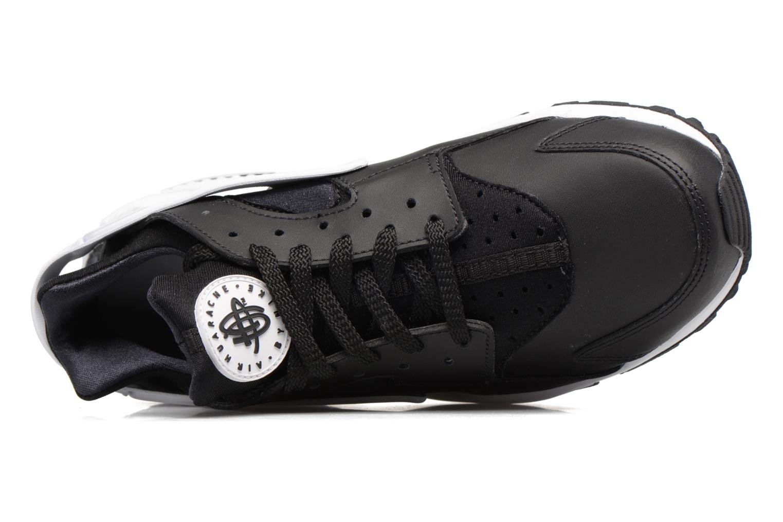 Sneakers Nike Nike Air Huarache Zwart links