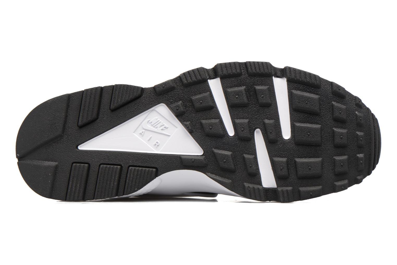 Deportivas Nike Nike Air Huarache Negro vista de arriba
