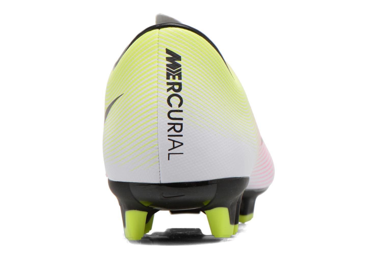 Chaussures de sport Nike Mercurial Victory V Fg Multicolore vue droite