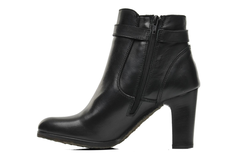 Bottines et boots Lola Espeleta Rabat Noir vue face