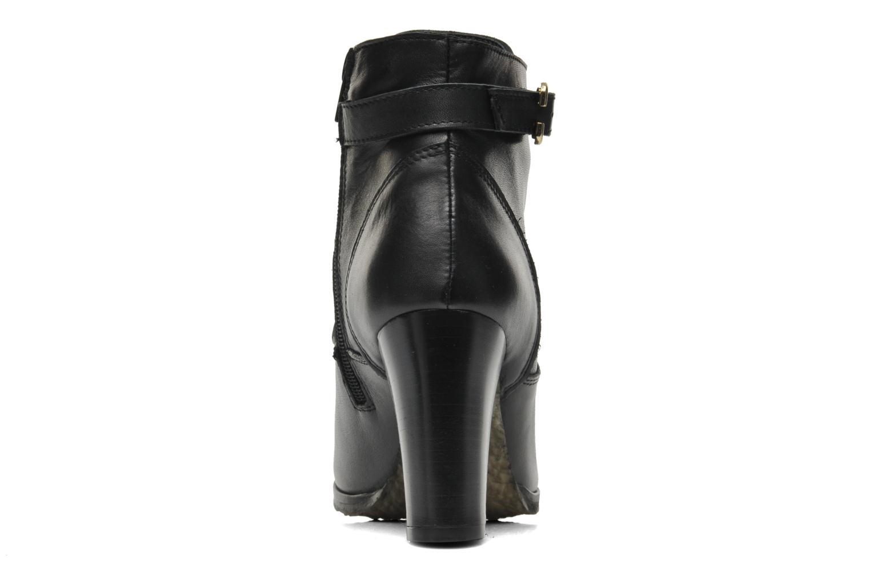Bottines et boots Lola Espeleta Rabat Noir vue droite