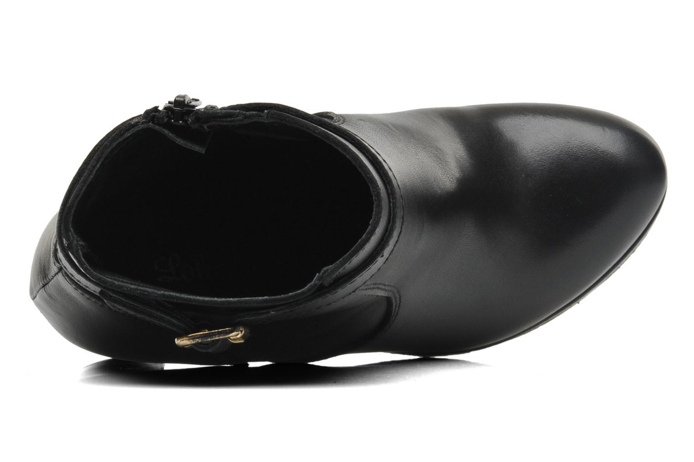 Bottines et boots Lola Espeleta Rabat Noir vue gauche