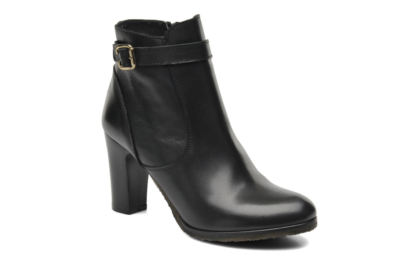 Boots en enkellaarsjes Lola Espeleta Rabat Zwart detail