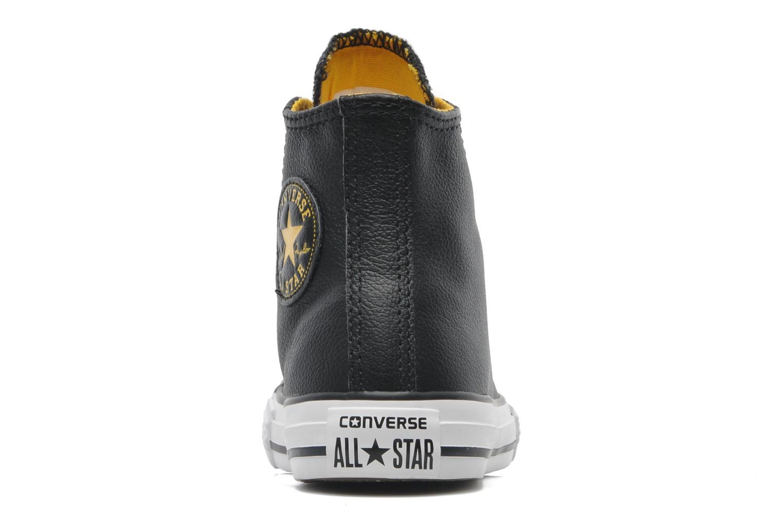 Sneaker Converse Chuck Taylor All Star Sea Lea Hi schwarz ansicht von rechts