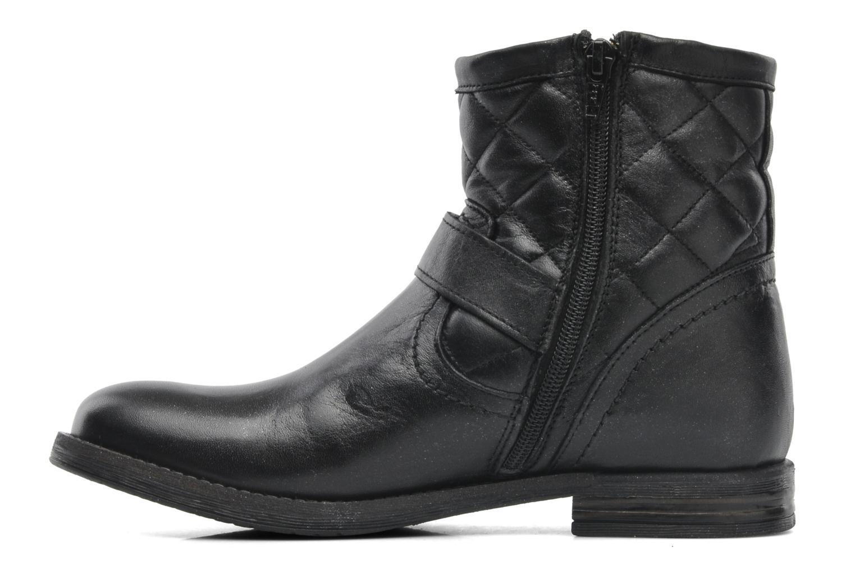 Bottines et boots Mustang shoes Atilda Noir vue face