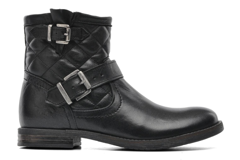 Bottines et boots Mustang shoes Atilda Noir vue derrière