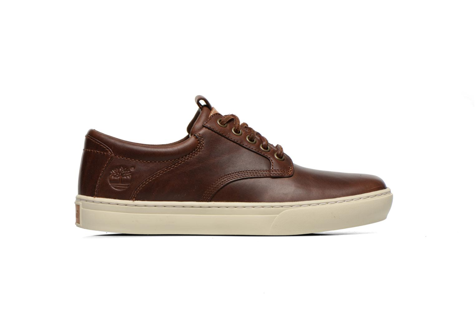Trainers Timberland Earthkeepers Adventure Cupsole Leather Oxford Brown back view