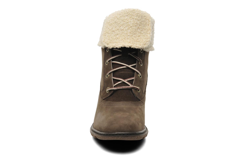 Boots en enkellaarsjes Timberland Earthkeepers Amston Roll-Top Bruin model
