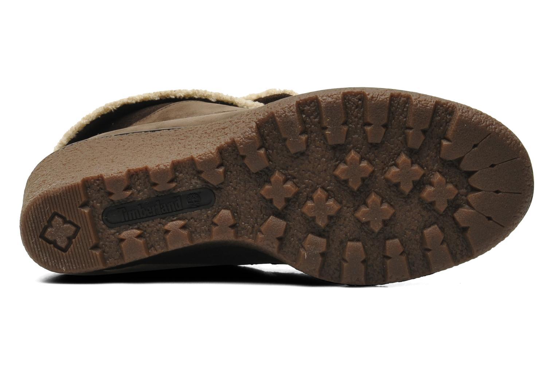 Boots en enkellaarsjes Timberland Earthkeepers Amston Roll-Top Bruin boven