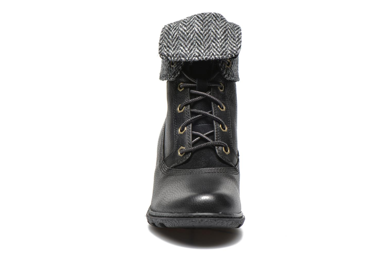Boots en enkellaarsjes Timberland Earthkeepers Amston Roll-Top Zwart model