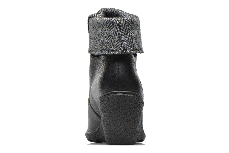 Boots en enkellaarsjes Timberland Earthkeepers Amston Roll-Top Zwart rechts