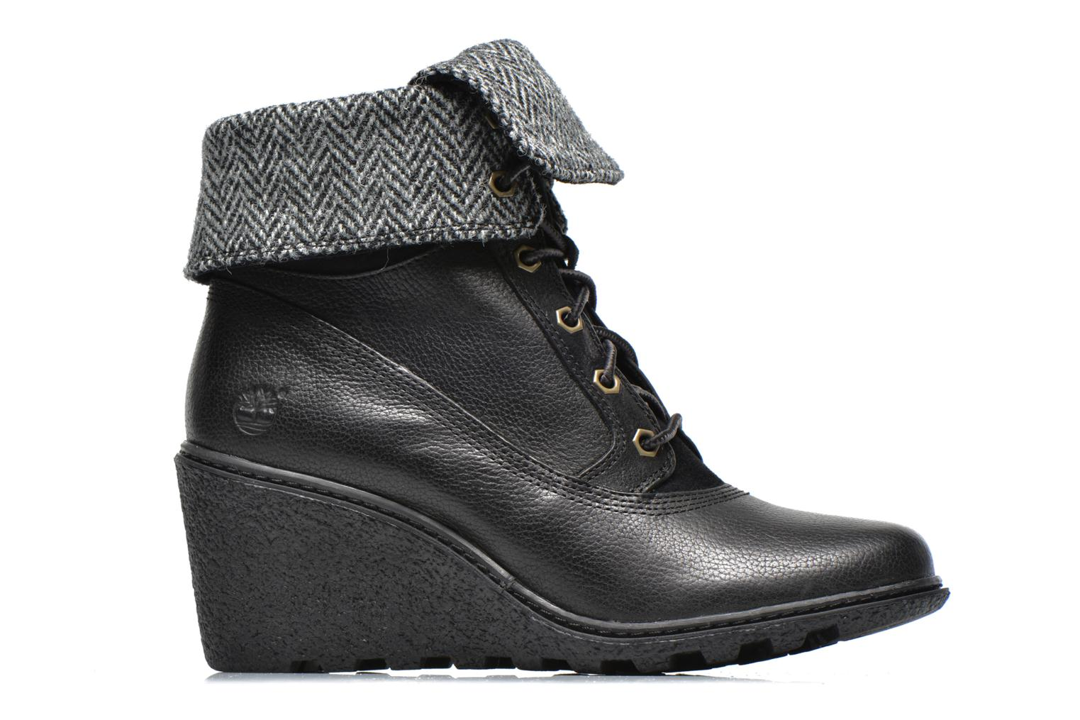 Earthkeepers Amston Roll-Top Jet Black Woodlands