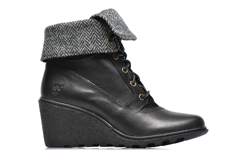 Boots en enkellaarsjes Timberland Earthkeepers Amston Roll-Top Zwart achterkant