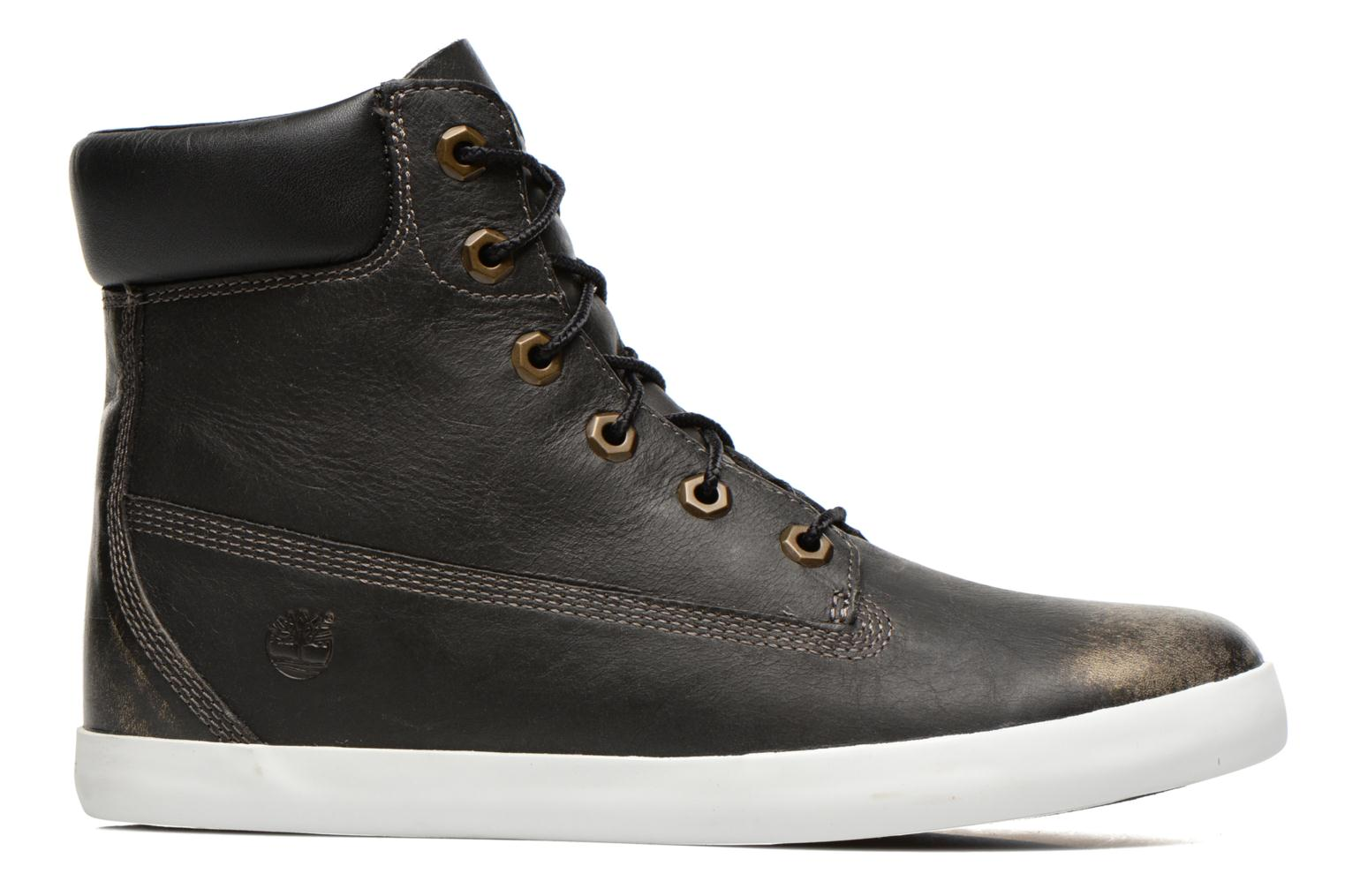 """Trainers Timberland Earthkeepers Glastenbury 6"""" Boot Black back view"""