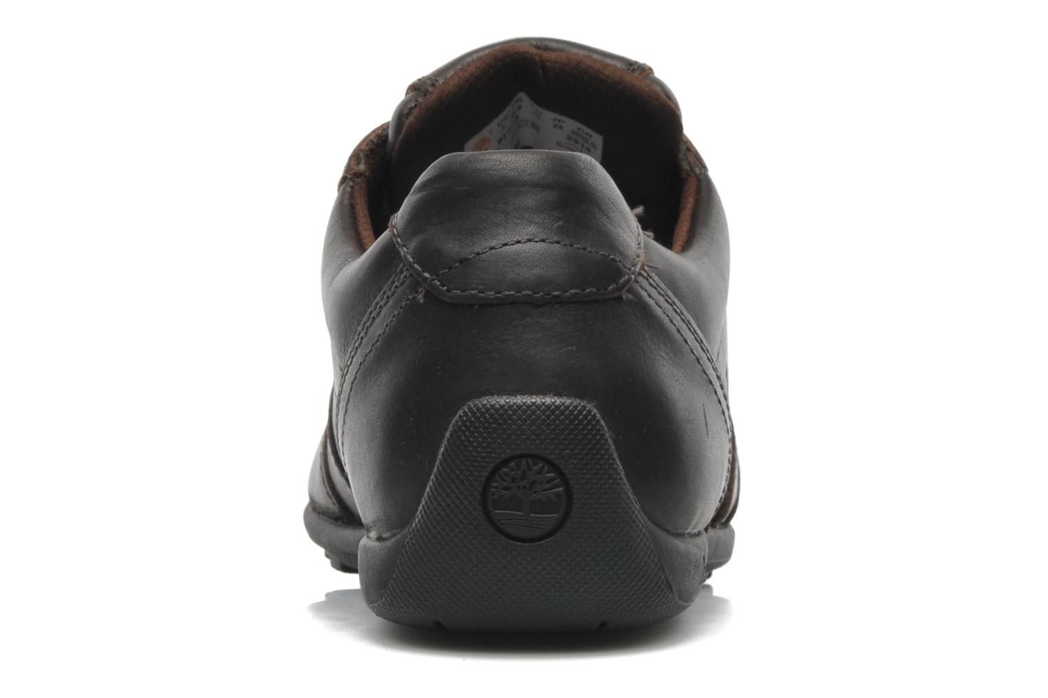 Sneakers Timberland Earthkeepers Hookset Low Profile Leather Ox Bruin rechts