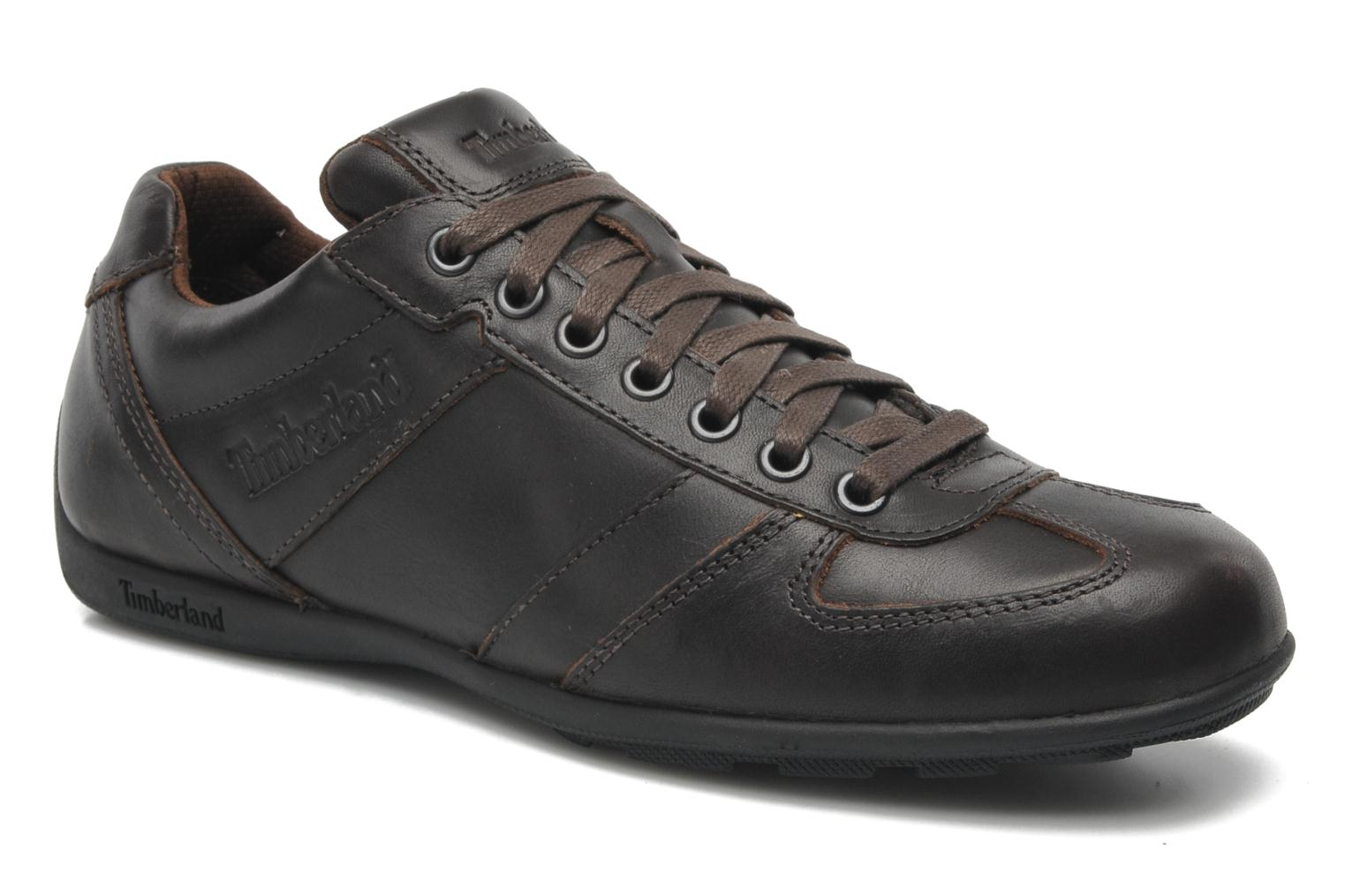 Earthkeepers Hookset Low Profile Leather Ox Dark Brown