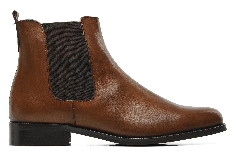 Bottines et boots PintoDiBlu Broche Marron vue derrière
