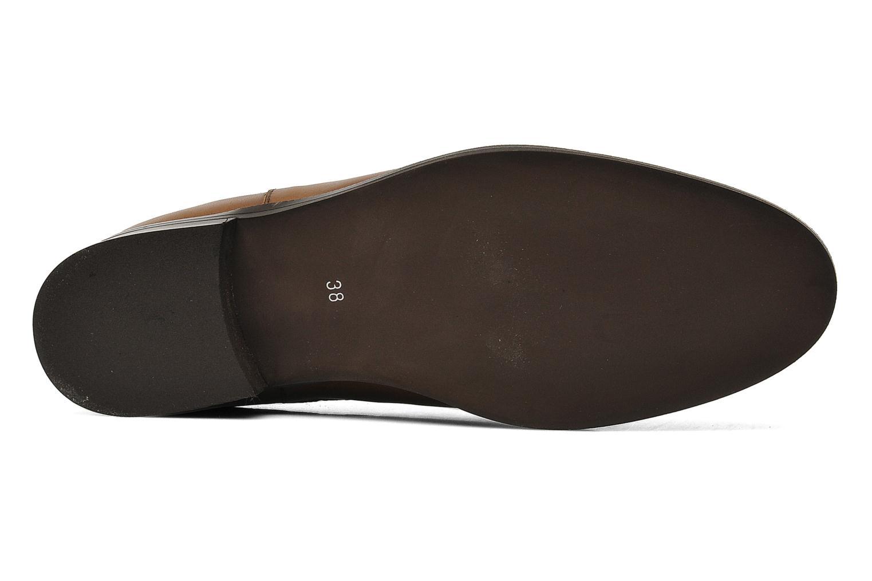 Bottines et boots PintoDiBlu Broche Marron vue haut