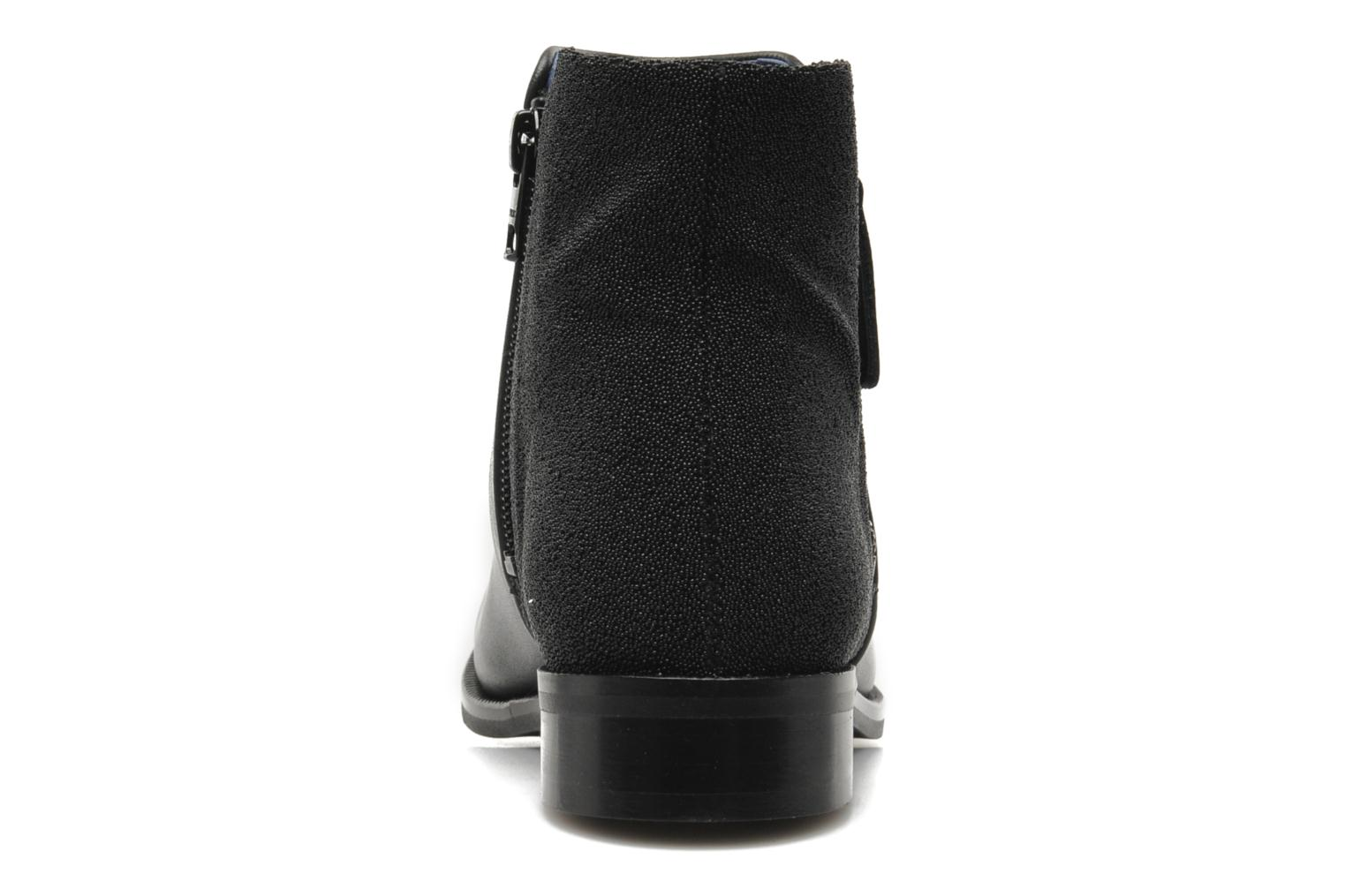 Ankle boots PintoDiBlu Marmara Black view from the right