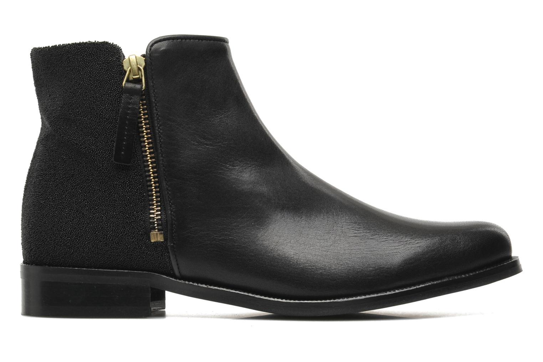 Boots en enkellaarsjes PintoDiBlu Marmara Zwart achterkant