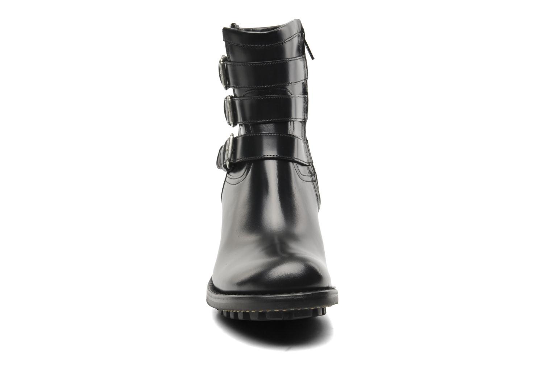 Ankle boots Free Lance Biker 7 Boots 3 straps Black model view