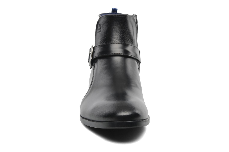 Botines  Azzaro Urli Negro vista del modelo