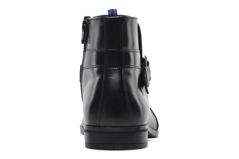 Bottines et boots Azzaro Urli Noir vue droite