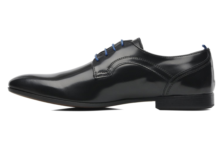 Chaussures à lacets Azzaro Pioro Noir vue face