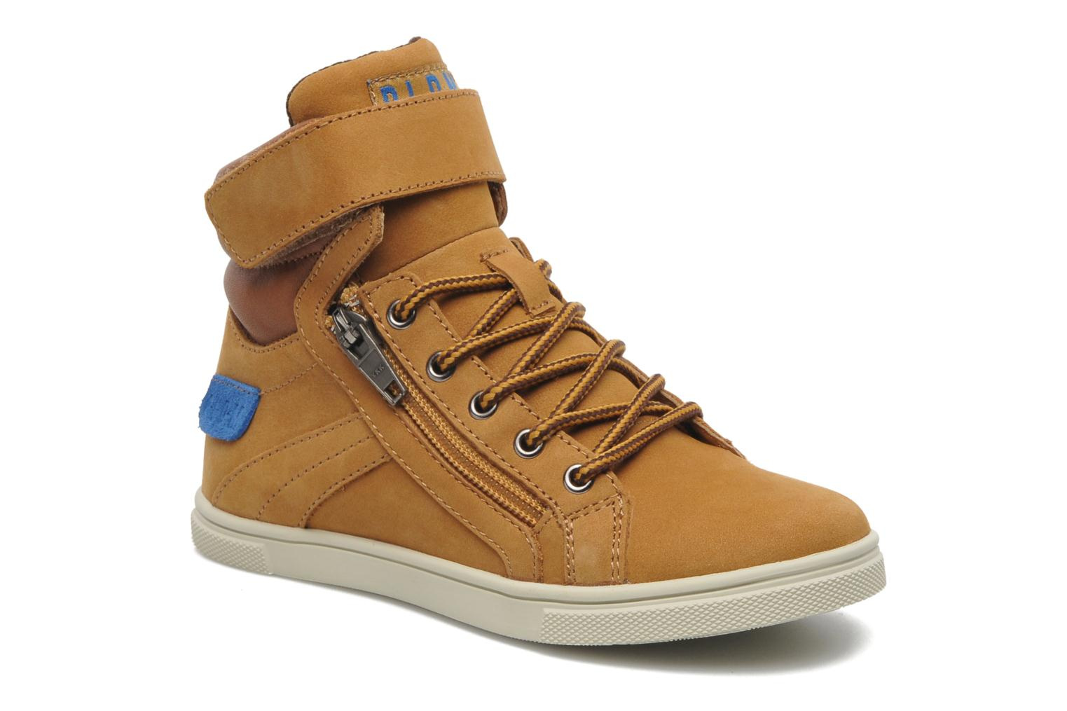 Trainers P-L-D-M By Palladium Veleda WP Brown detailed view/ Pair view