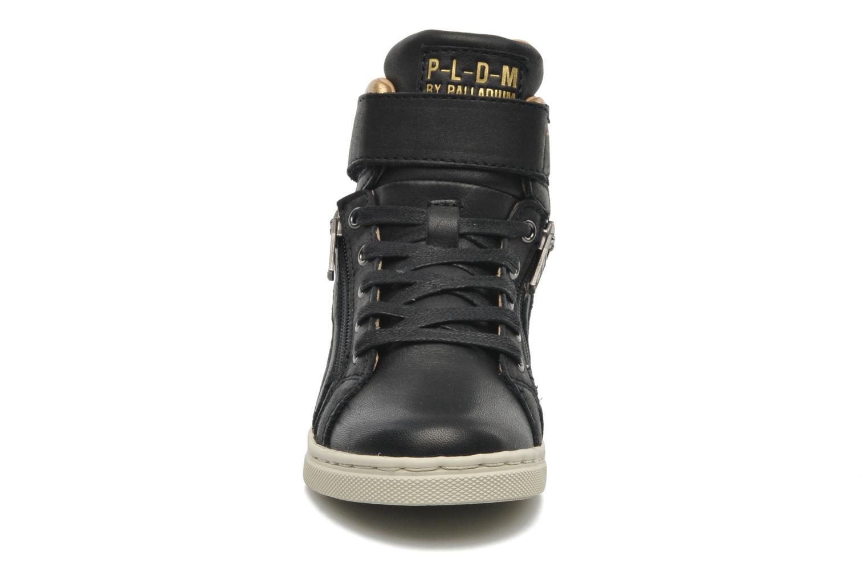 Sneakers P-L-D-M By Palladium Veleda Metallic Zwart model