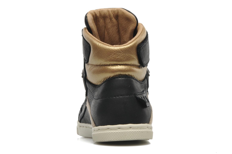 Sneakers P-L-D-M By Palladium Veleda Metallic Zwart rechts