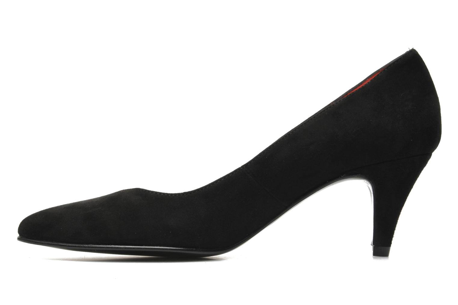High heels Anna Volodia Ameriane Black front view