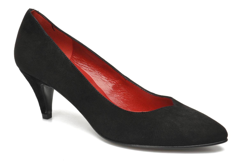 Zapatos de tacón Anna Volodia Ameriane Negro vista de detalle / par