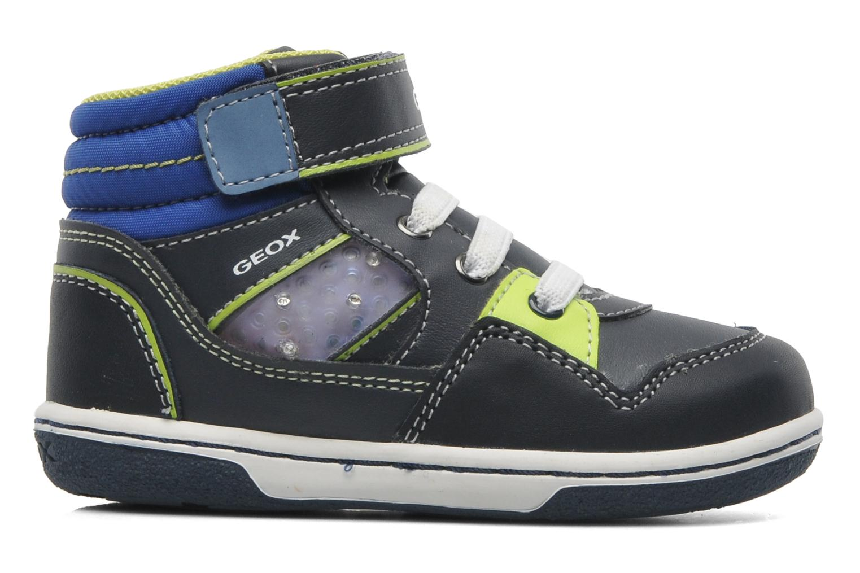 Sneakers Geox B FLICK BOY J Blauw achterkant