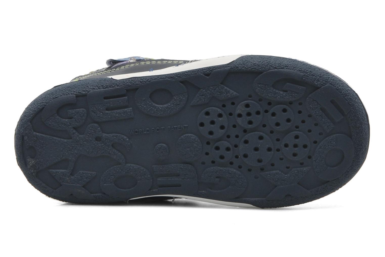 Sneakers Geox B FLICK BOY J Blauw boven